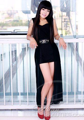 profile chinese women yanping